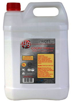 BB Cocpit fresh - kokpit spray 5 l