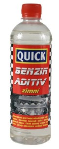 QUICK benzín aditiv 500ml