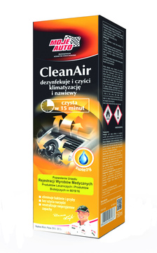 CleanAir Fresh - Čistič klimatizace 150 ml