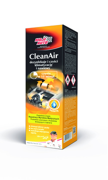 Moje Auto Cleaner Air fresh - Čistič klimatizace 150 ml