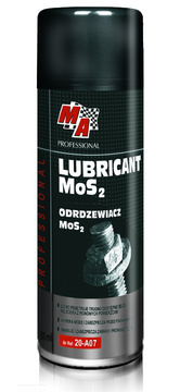 Lubricant MoS2 - Odrezovač spray 400 ml