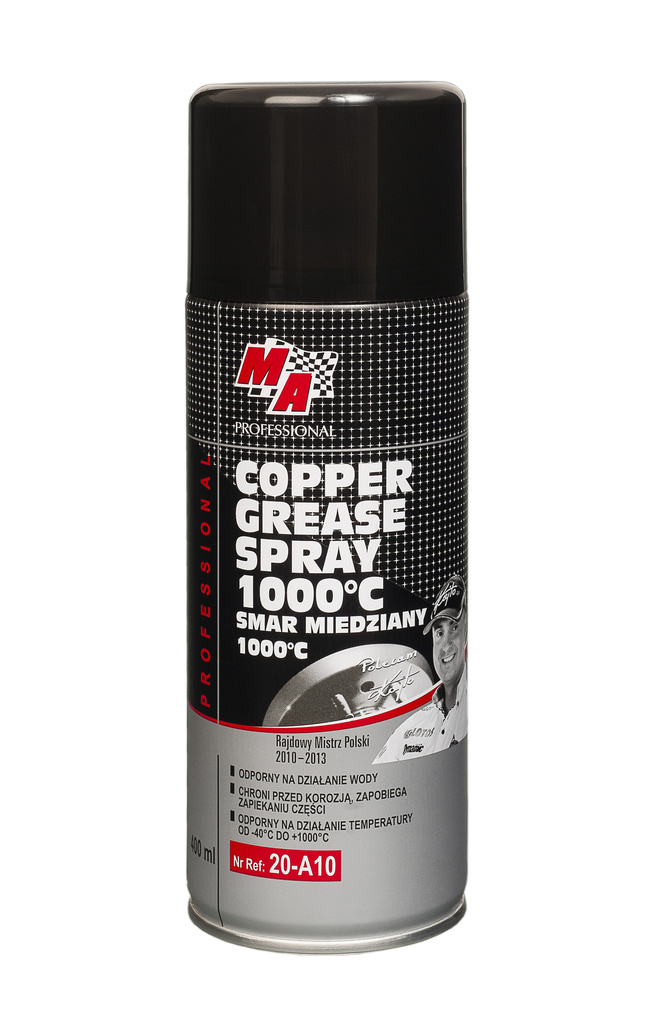 Copper Grease - Mazivo na bázi mědi 400 ml