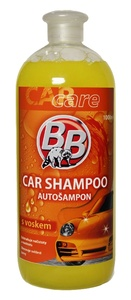 BB Car Shampoo with wax - autošampon s voskem 1 l
