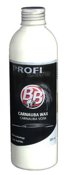 BB Carnauba wax - vosk na auto 250 ml