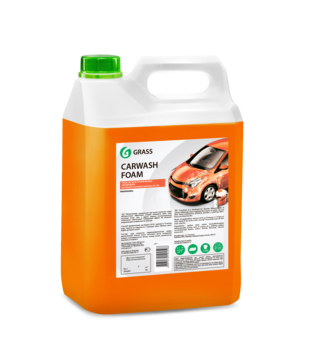 GRASS CARWASH FOAM 5kg - autošampon*