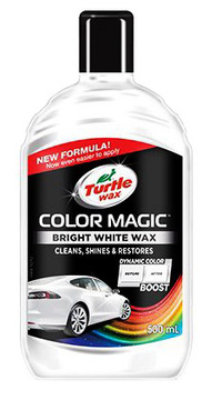 Color magic shades of white - bílý vosk 500 ml