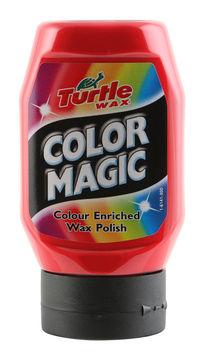 Turtle Wax Color magic - červený 300 ml