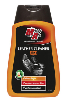 Leather Cleaner 3in1 - Čistič kůže 250 ml