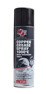 COOPER GREASE SPRAY 1000°C - Měděné mazivo do 1000°C - 200 ml