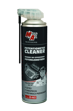Potentiometer cleaner - Čistič potenciometru 250 ml