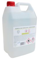 DISINFECTANT SPRAY ANTI - COVIN HYGIENE 5 l