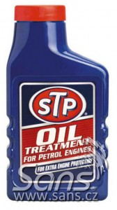 STP Oil Treatment for Petrol Engines Aditiva 300 ml - přísada do oleje benzín