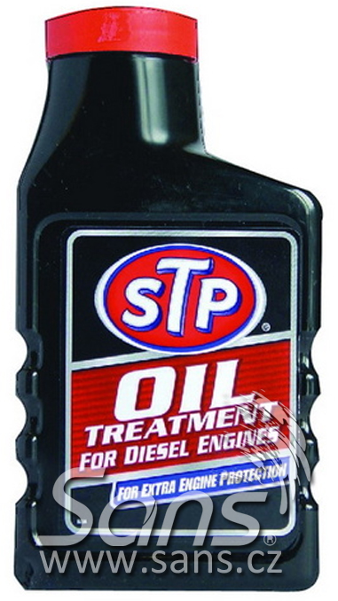 STP Oil Treatment for Diesel Engines Aditiva 300 ml - přísada do oleje diesel - STP Oil Treatment for Diesel Engines Aditiva 300 ml - přísada do oleje diesel