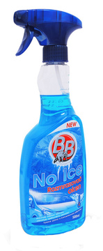 BB NO ICE - rozmrazovač skel 500 ml